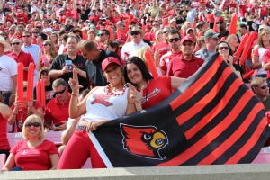 All hail our UofL!