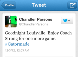 Twitter Chandler
