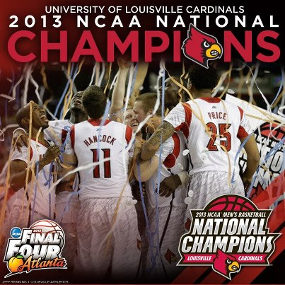 Louisville basketball will vacate 2013 national title as ...