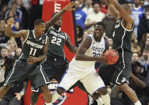 Michigan State v. Kentucky