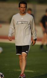 Louisville Men's Soccer v LW