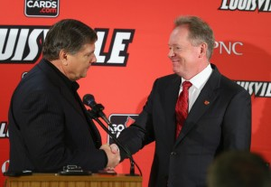 University+Louisville+Introduces+Bobby+Petrino+J8o-pME-7pml