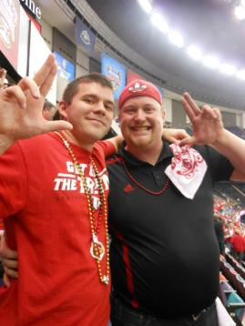 Justin Renck and Chris Tingley: Sugar Bowl