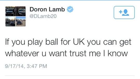 Doron Lamb