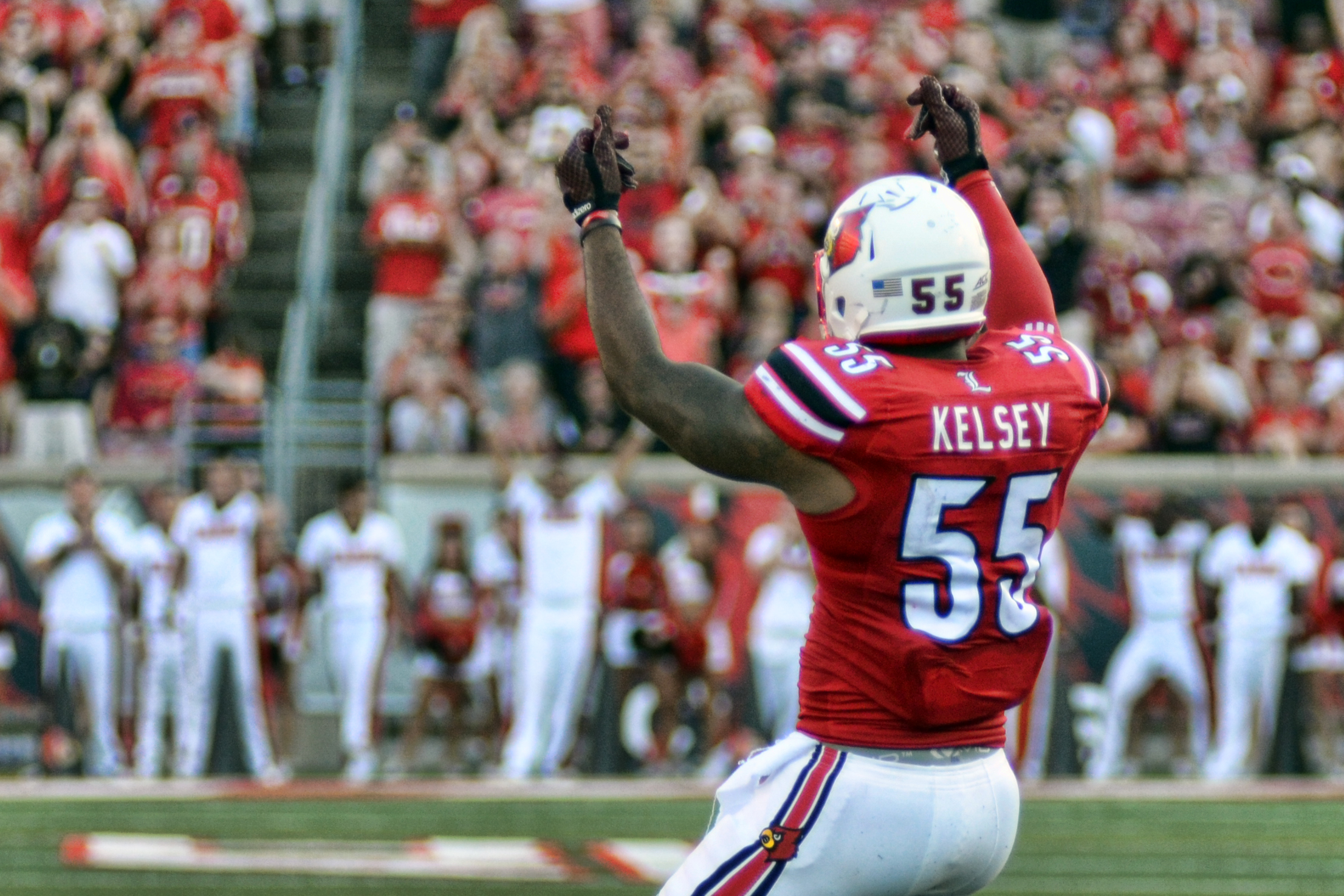 Keith Kelsey NFL Jersey