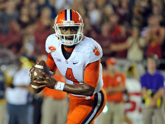 Deshaun Watson. Photo: Melina Vastola, USA TODAY Sports