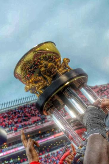 Governor's Cup Trophy