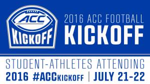 ACC Kickoff 2016