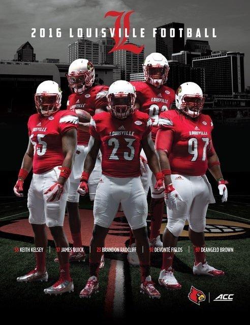 2016 UofL Football Media Guide   Cardinal Sports Zone