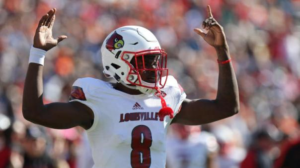 NCAA Football: Louisville at Virginia