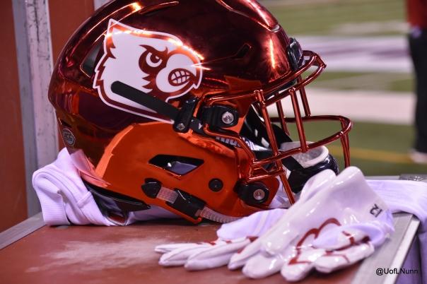 Louisville helmet
