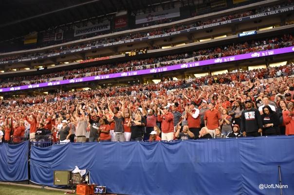 Louisville Fans