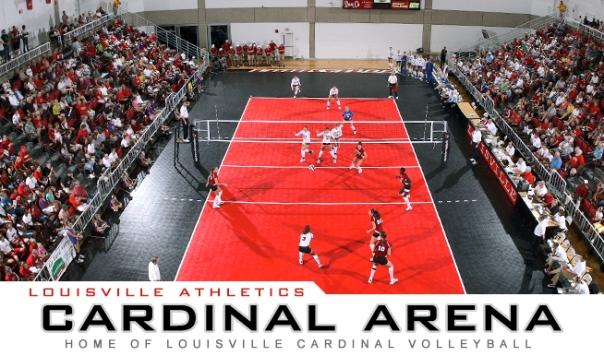vball cardinal arena