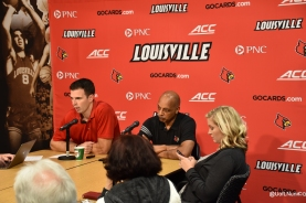 David Padgett & Trent Johnson
