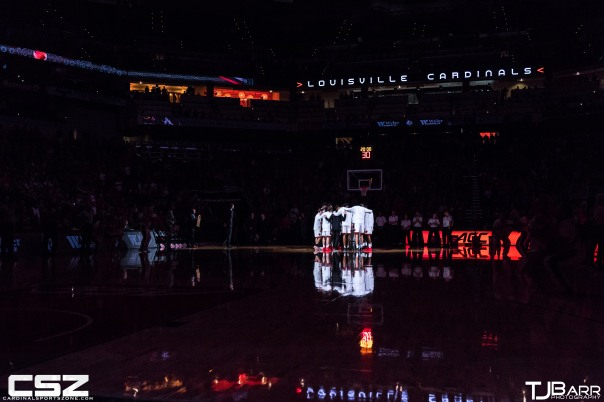 Louisville Basketball- SF