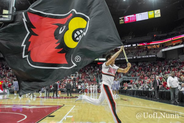 Louisville flag