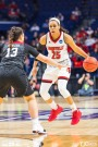 Photo Gallery: Asia Durr 17-18